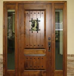 Unfinished Wood Front Door Antique Solid Wood Front Doors Interior Home Decor