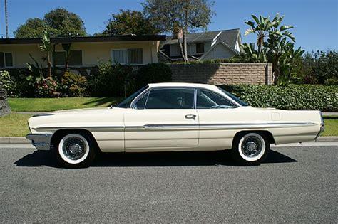 1961 Pontiac Ventura For Sale by 1961 Pontiac Ventura For Sale Santa California