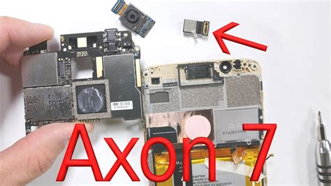 axon 7 teardown screen repair battery replacement charging port fix axon 7 teardown screen repair battery replacement