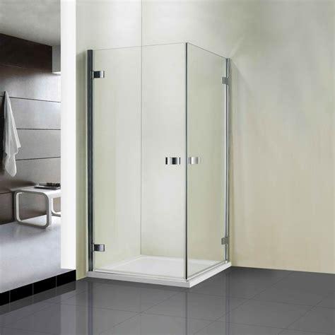 Glass Shower Door Pivot Hinges 1000x800mm Pivot Hinge Walk In Shower Door Enclosure Glass Screen Cubicle Hf81 Ebay