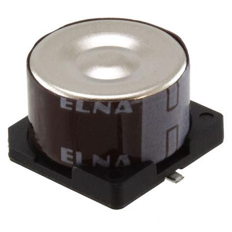 elna layer capacitors dvn 5r5d104t r5 elna america capacitors digikey