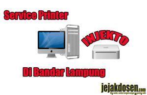 tempat service printer murah  bandar lampung
