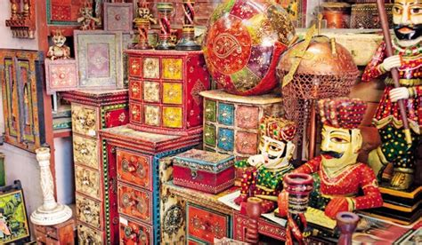 Handcraft Shop - list and info on posts shops by