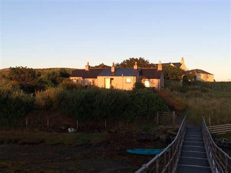 Cottage Isle Of Lewis by Isle Of Lewis Cottage