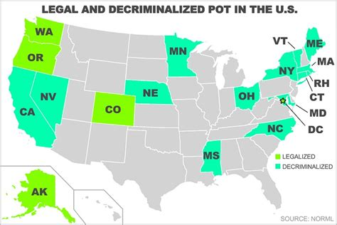 states with legal weed top 20 marijuana facts types history benefits side
