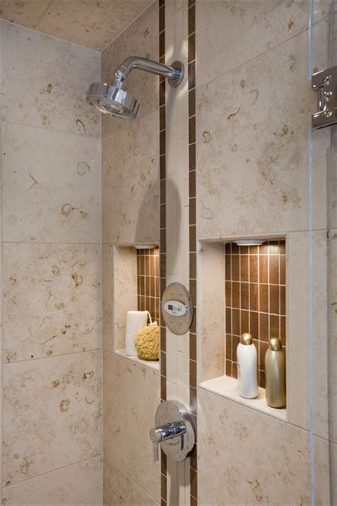 Kitchen Furniture Manufacturers shower niches contemporary bathroom seattle by