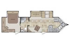 Cougar Trailers Floor Plans by 2015 Cougar Xlite 30fkv Floor Plan Travel Trailer Keystone