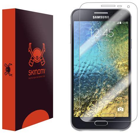Screen Guard Antigores Samsung E5 Skinomi Techskin Samsung Galaxy E5 Screen Protector