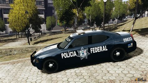 dodge charger mexico policia federal mexico dodge charger els for gta 4