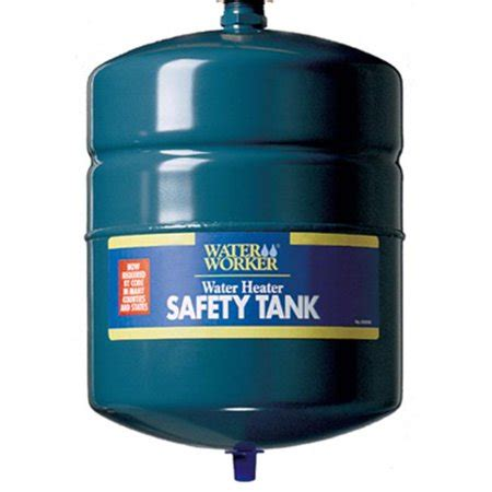 Safety Tank by Water Worker G12l Thermal Expansion Water Heater Safety