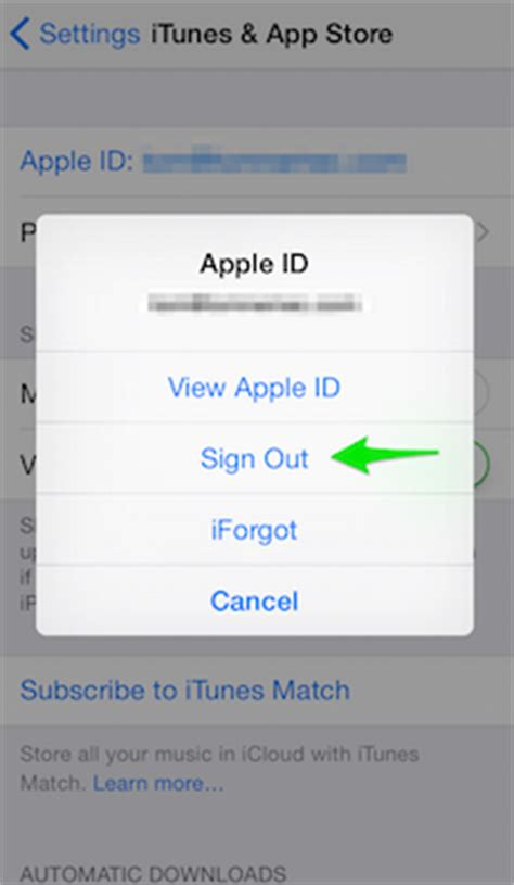 how to change itunes account on iphone how to change itunes account on your or iphone