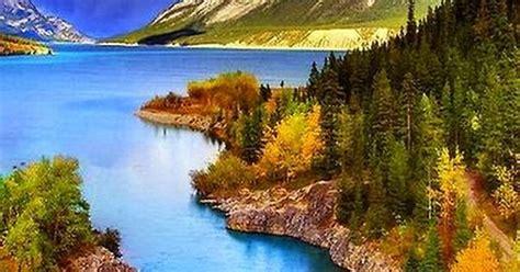 Lakes Detox by Abraham Lake Saskatchewan River Western Alberta