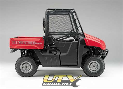 honda utility vehicle honda big review utv guide