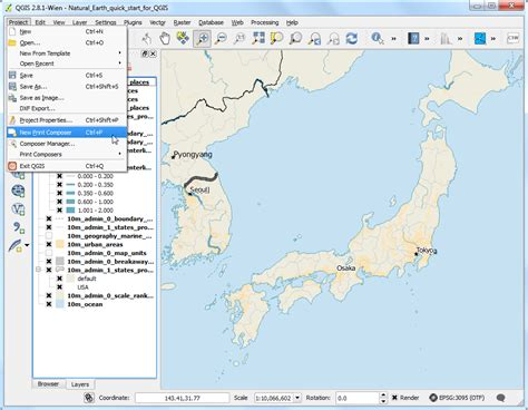 qgis print tutorial creando un mapa qgis tutorials and tips