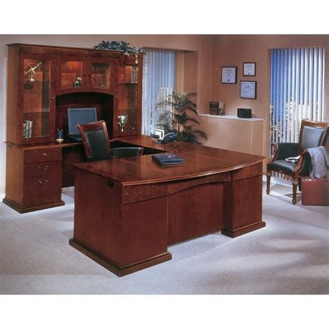 del mar help desk flexsteel del mar executive bow front l shaped desk 7302 6x