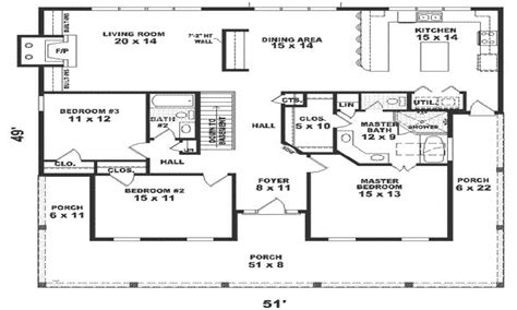 bungalow house plans 1800 square house style