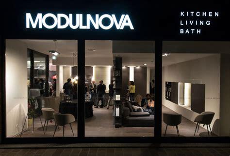 spazio casa modena modulnova showroom monomarca a modena pambianco design