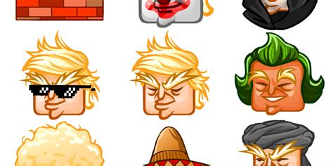 donald trump emoji trumpoji app allows users to use donald trump emojis in