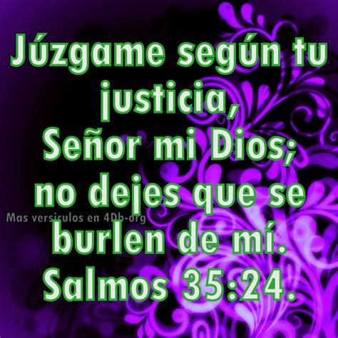 imagenes salmo 35 salmos 35 24 palabras que fortalecen imagenes de dios es