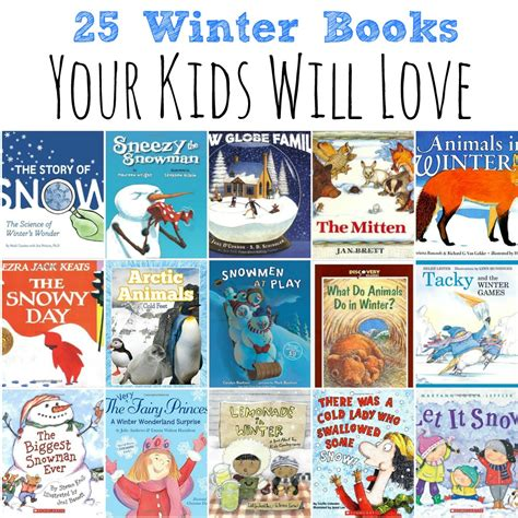 winter books 25 winter books your will abc creative learning
