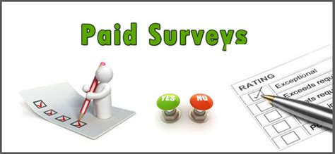 Paid Online Surveys For Money - how to make money with online surveys