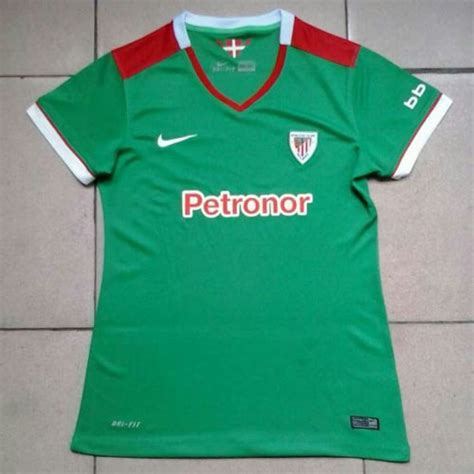 Jersey Athletic Bilbao Away 1213 athletic bilbao 14 15 s away soccer jersey athletic club de bilbao