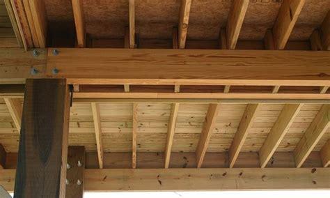 soffitto in legno lamellare travi in legno lamellare travi caratteristiche delle