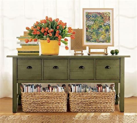 8 ways to use baskets around the house
