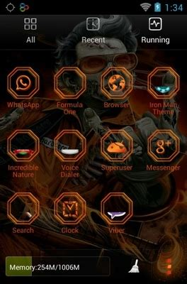 go launcher themes zombie rock zombie android theme for go launcher androidlooks com