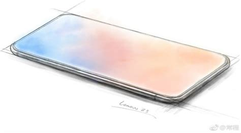 lenovo z5 could be the world s true bezel less smartphone the indian express