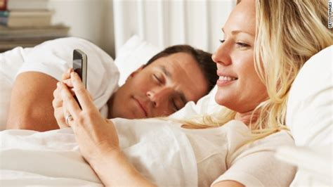 girls having sex in bed addicted to your smartphone 10 signs you might be cnn com