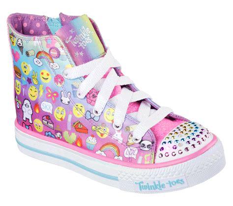 skechers light up shoes on switch buy skechers twinkle toes shuffles skechers s