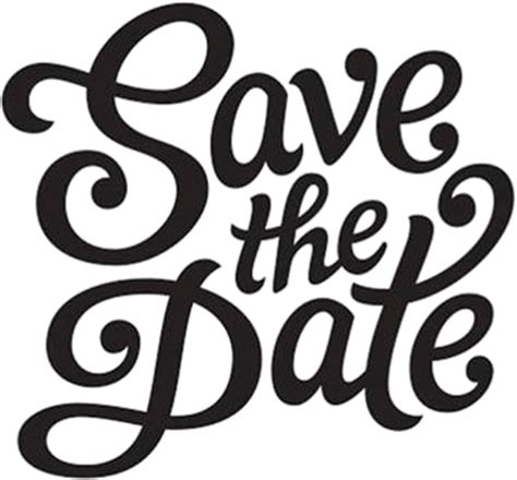 save the date meeting clipart 21