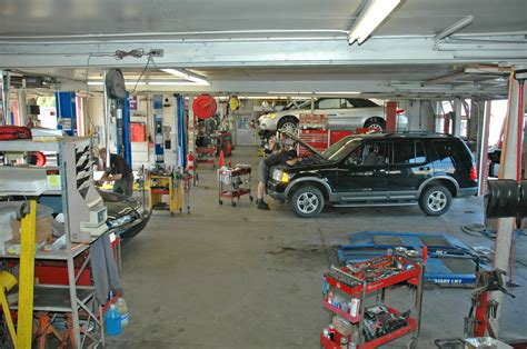 Mechanics Garage by Car Mechanic Garage