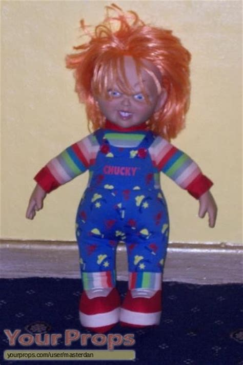 chucky movie prop for sale child s play chucky replica movie prop