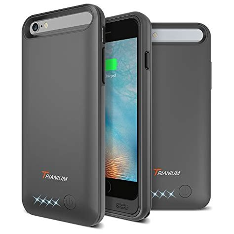 iphone 6 6s battery trianium atomic pro iphone portable charger iphone 6 iphone 6s 4 7