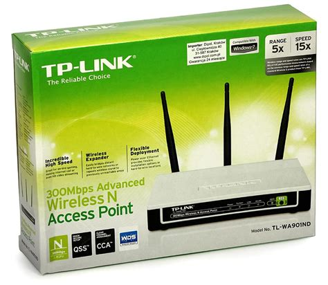 Tp Link Tl Wa901nd 300mbps Wireless N Access Point Hotspot Wifi Router tp link tl wa901nd wireless n access point 300mbps