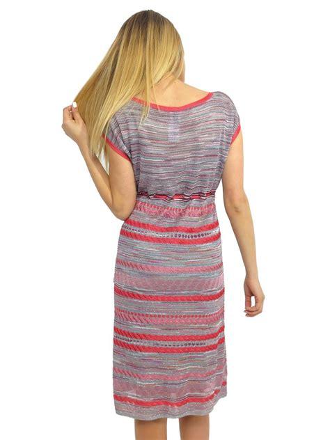0770 Sabrina Knitt Dress Fit To L E 123 000 Import No Itchy pre owned m missoni printed shimmer knit dress sabrina s closet