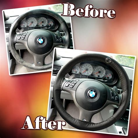Jual Diy Steering Wheel auto accessories headlight bulbs car gifts black diy