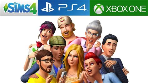 The Sims 4 Ps4 By Butikgames the sims 4 xbox ps4 gameplay walkthrough part 1 let s play