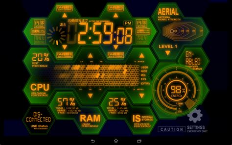 google meter wallpaper apk eva system monitor android apps on google play