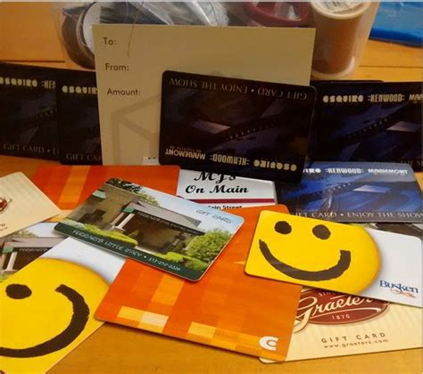 Gift Cards For Small Businesses - small business saturday 2014 report 180 in free gift cards points with a crew
