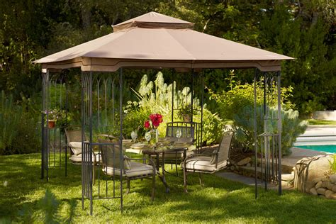 gazebos for patios gazebos for patios castlecreek 10x12 classic garden