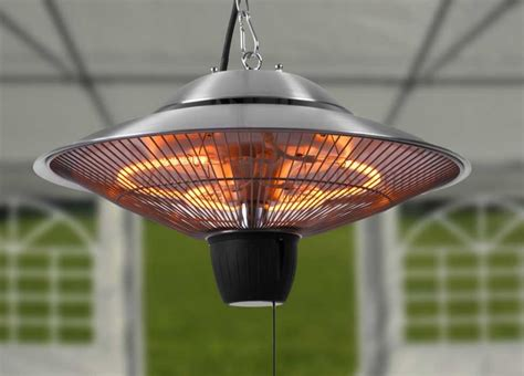 Big Infrared Hanging Patio Heater The Barbecue Store Hanging Patio Heaters