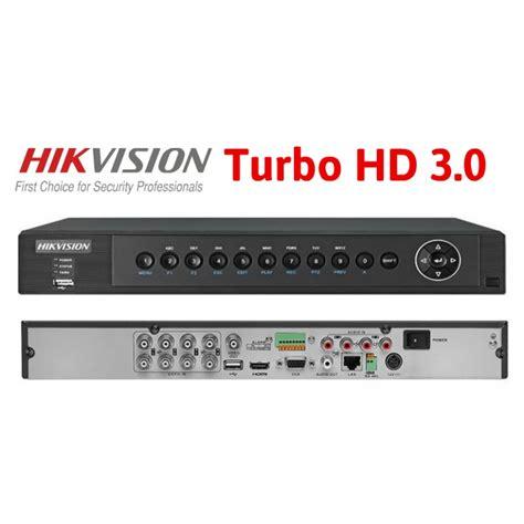 Cctv Hikvision 8 Chanel Turbo Hd hikvision ds 7208huhi f2 n 8 channel turbo hd 3 0 dvr