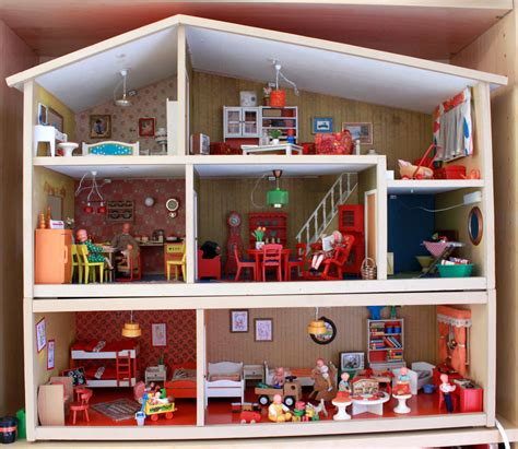 lundby dolls house lundby dolls house from the 1970s home of the lundbys flickr