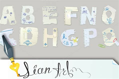 printable letters made from objects free printable letters of the alpahbet made with objects
