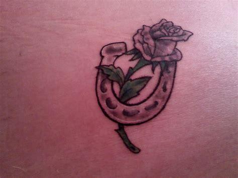 horseshoe tattoo pinterest pin small horseshoe tattoo pictures to pin on pinterest on