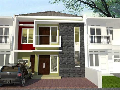 desain rumah minimalis mewah sederhana idaman terbaru