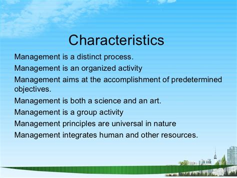 Material Management Ppt For Mba by Introduction To Management Ppt Bec Doms Bagalkot Mba